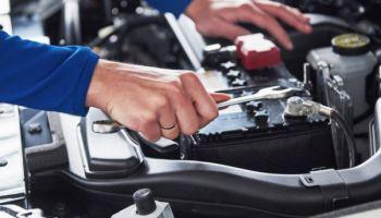 Marcação de  manutenção e encomenda de peças de veículos online